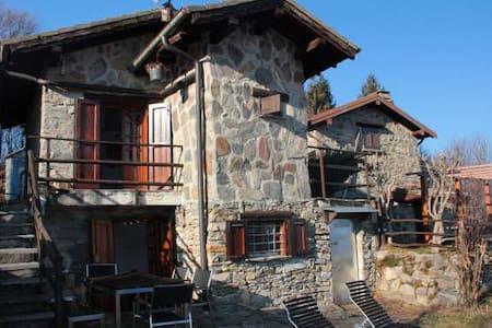 Rustico at the Lago Maggiore - Garabiolo - Andere