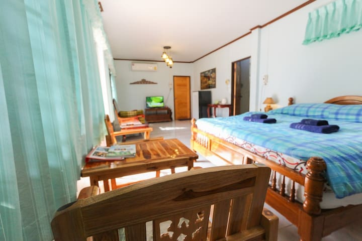 Deluxe Double room - Loei, Thailand - Apartment