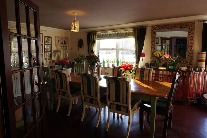 Innis House b&b, king-size room - Aberdeenshire - Penzion (B&B)