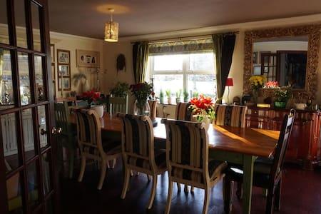 Innis House b&b, king-size room - Aberdeenshire - 住宿加早餐