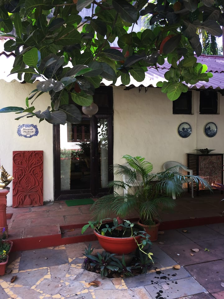 The Deepak Prakash Cottage