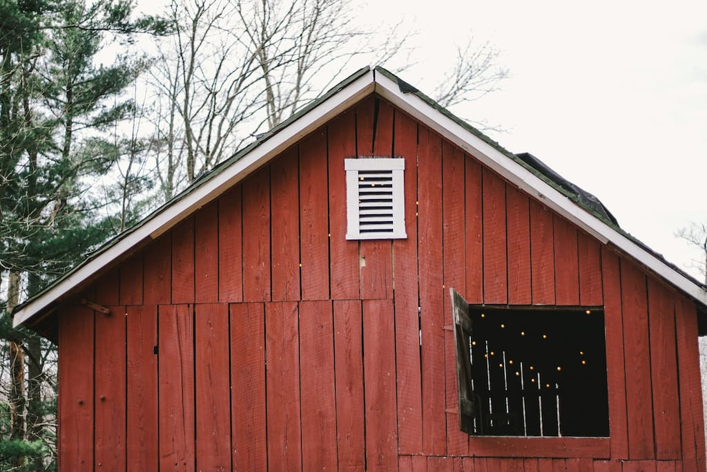 The Barn (Photo: Braiden Maddox Sheldon)