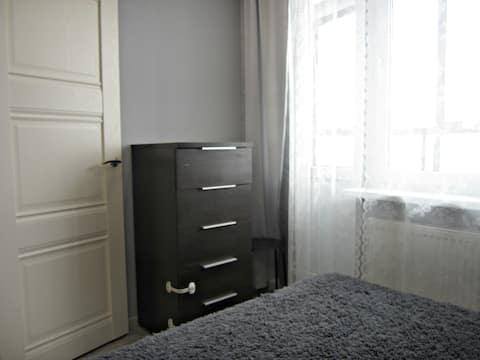 Квартира на Октябрьском проспекте 117