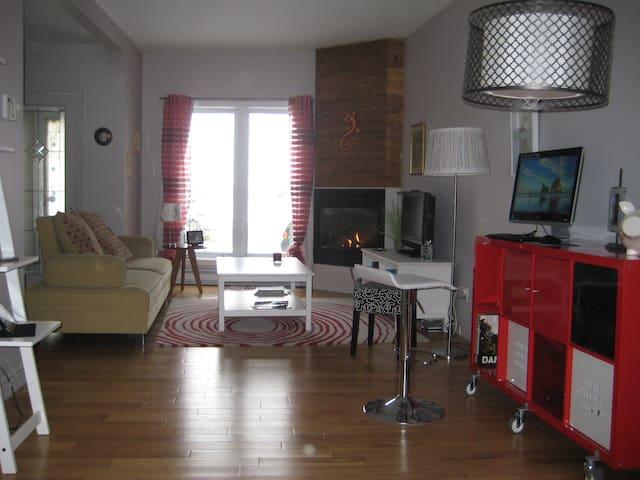 Beau logement  au cœur de Montréal - été 2017 - Montréal - Apartment