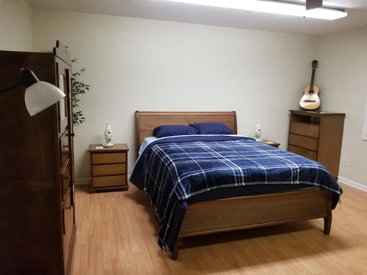studio guest house by Millcreek Mall