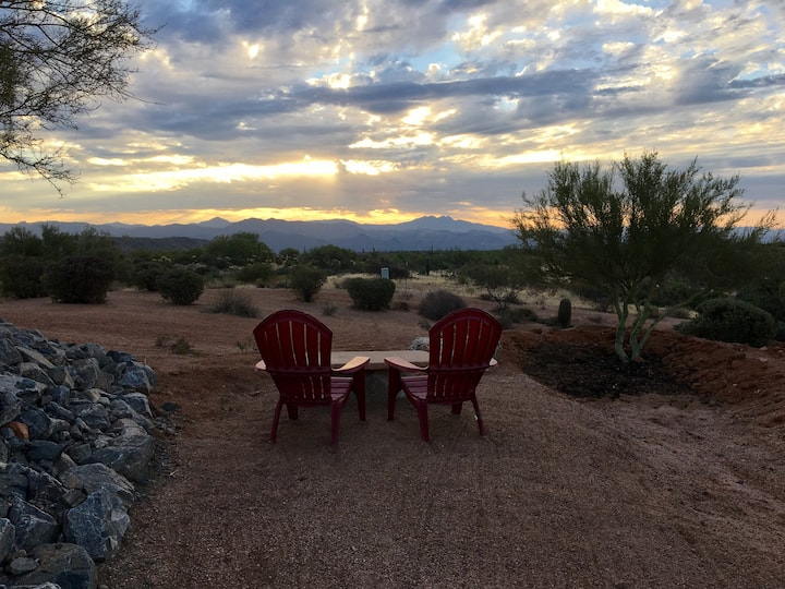 Self Isolate in the Heart of the Sonoran Desert!