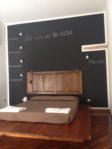 Appartamentino nel cuore di Marsala - Marsala - Apartment