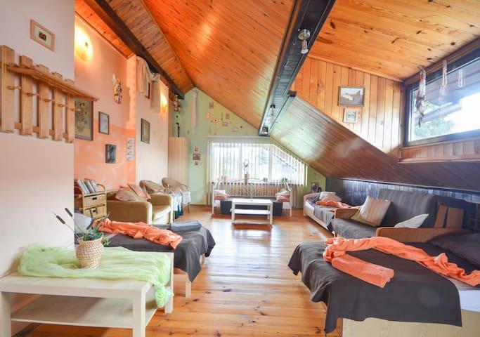 Apartament  Podróż Sentymentalna (100m2)