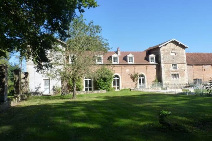 Maison d'exception avec piscine