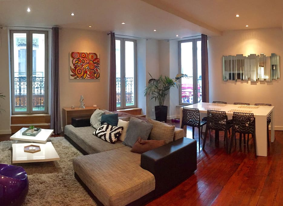 appartement moderne 65 m2 appartements louer valence auvergne rh ne alpes france. Black Bedroom Furniture Sets. Home Design Ideas