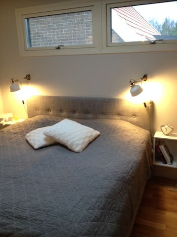 Perfect for families, close to city - Sollentuna - House