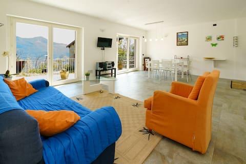 Lago di Como-Casa Alex n. 1 relax per family