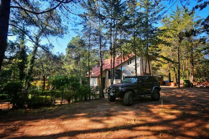 Cabaña Fridah