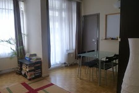 Studio near European institutions - Ixelles - Appartamento