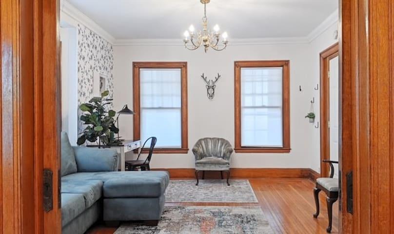 Unique apartment in fantastic location!