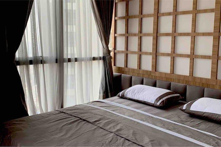 Taman Anggrek Residence 2BR - Japan Luxury Design