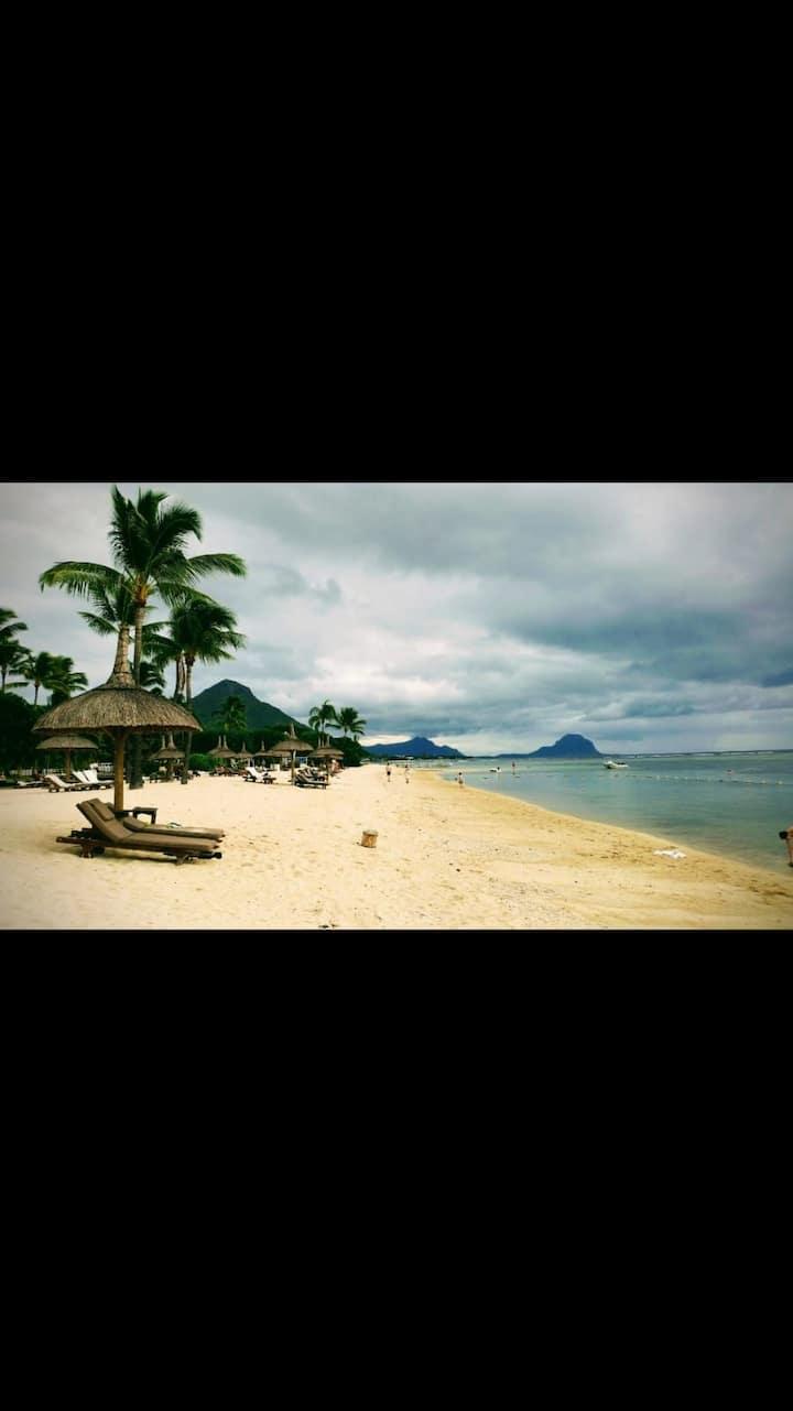 Appartement idéal, situé à 5 min de la plage !
