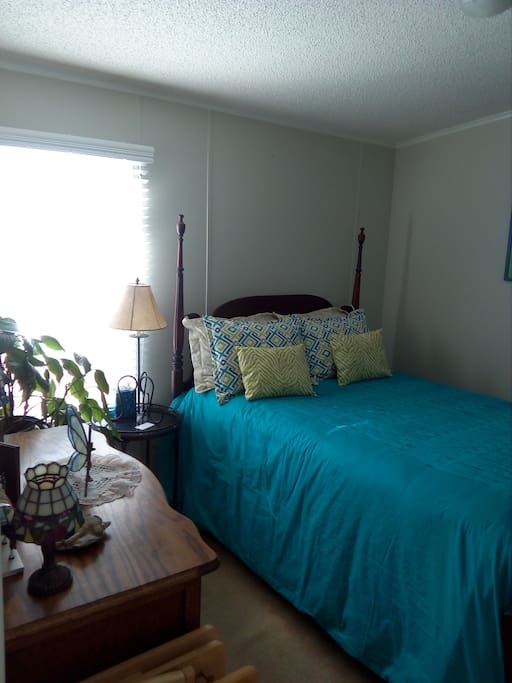 Your room w/ Double Bed