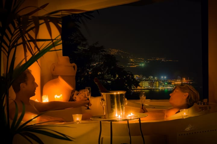 Traumhaftes Luxus Appartement - Santa Úrsula - Townhouse