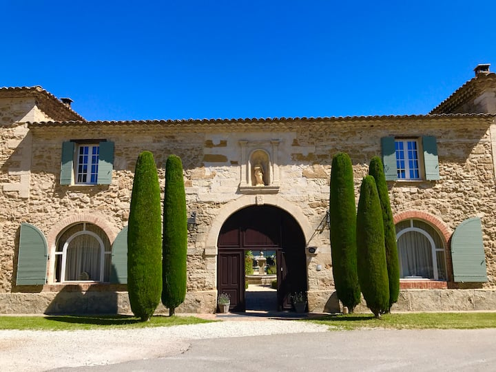THE MONASTERY Provence Avignon France