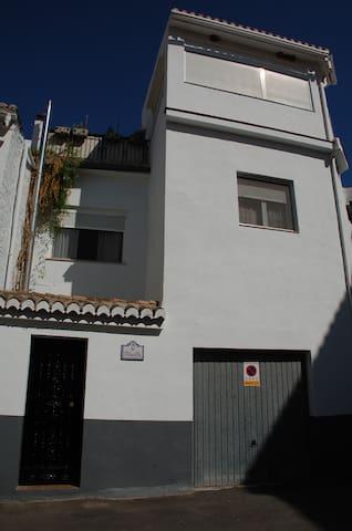 Alojamiento El Pilarillo - Padul - บ้าน