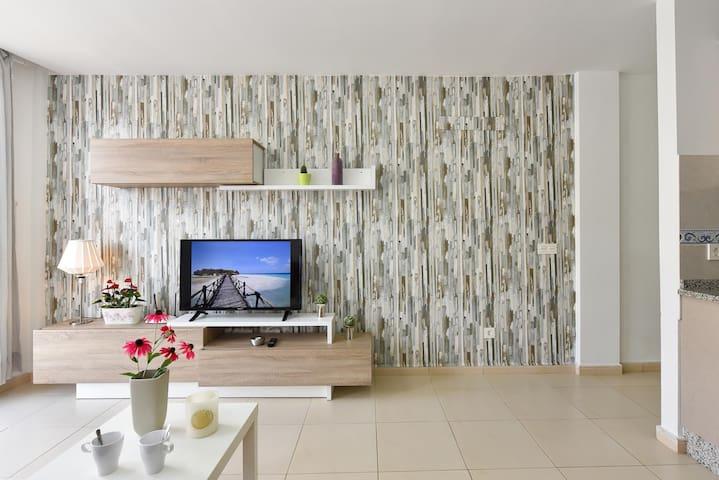 Modern and New Apartment in Arinaga Playa 1A