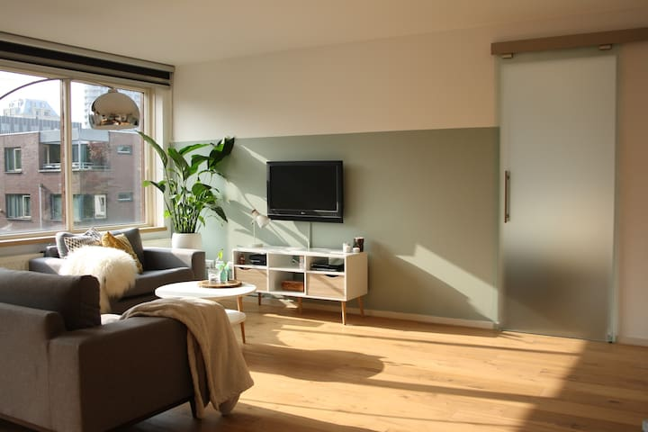 Utrecht Center, Luxurious apartment, 70m2