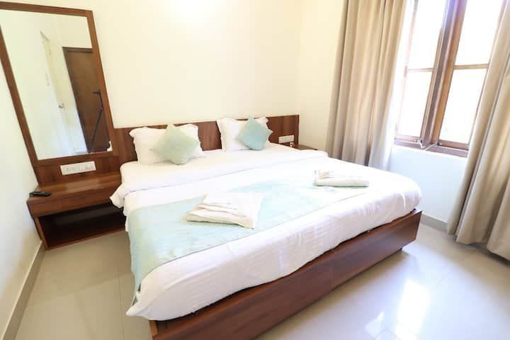 Duplex Double Bedroom Villa Vagator