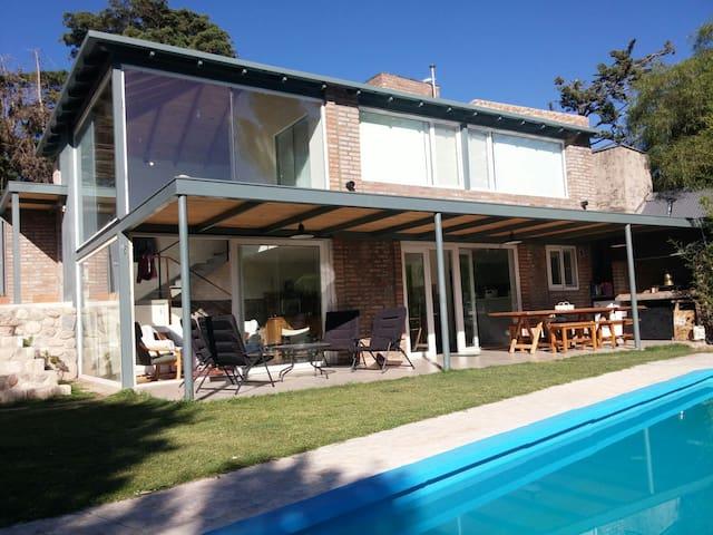 MIRALEJOS Gran vista Casa zona golf - La Cumbre,  - Haus