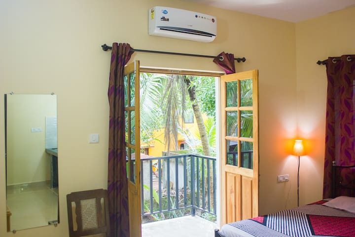 Standard AC Room at Saligao - Saligao - Gæstehus
