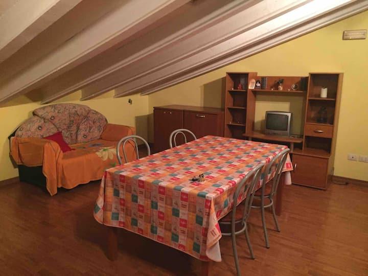 Appartamento Millecolori (Camera matrimoniale)