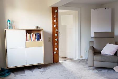 Gemütliche Wohnung für Kurzurlaub in Marburg