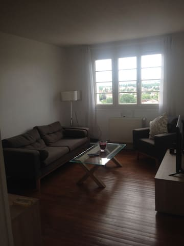 2P lumineux entre Paris & Disney - Le Perreux-sur-Marne - Apartament