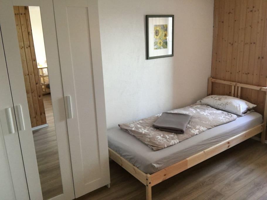 """3-Bett-Zimmer """"Schafsblick"""""""