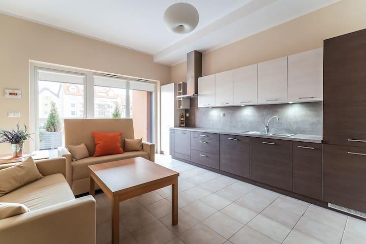 Luksusowy  Apartament Antonińska