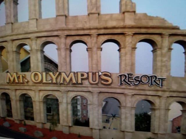 Mount Olympus Odyssey Dells