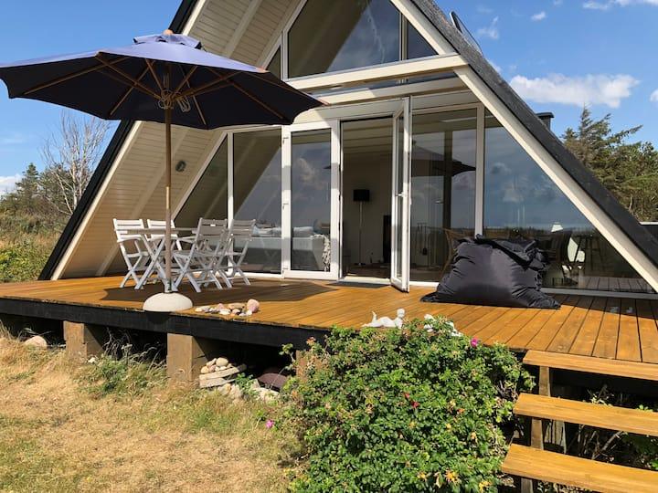 Fantastisk hyggeligt sommerhus ved Oddesund