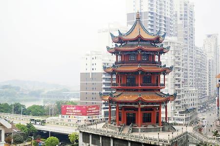 【市中心的市中心】古城边 江滨房 吃喝玩乐样样方便 - Zhangzhou Shi - Wohnung