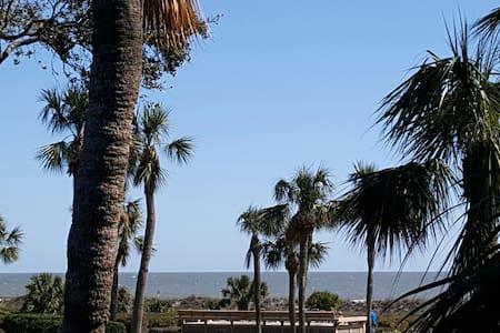 Ocean View Villa, Steps to the Beach - Hilton Head Island - 别墅