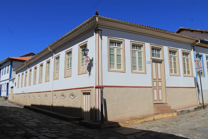Casa em Diamantina - Na rua  da  Vesperata