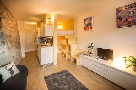 Studio Appartement de ski Morzine 5 minutes à pied - Morzine