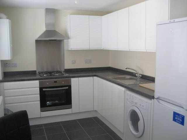 1 Bedroom furnished appartment - Beckenham - Daire
