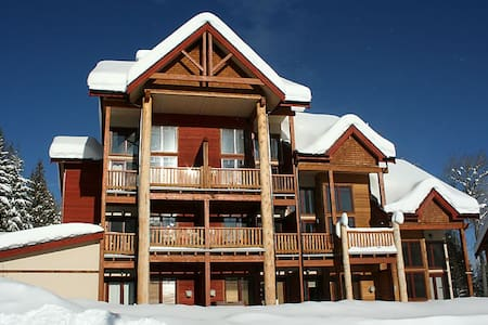 Luxurious Condo, Ski to your door, Private Jacuzzi - Rossland