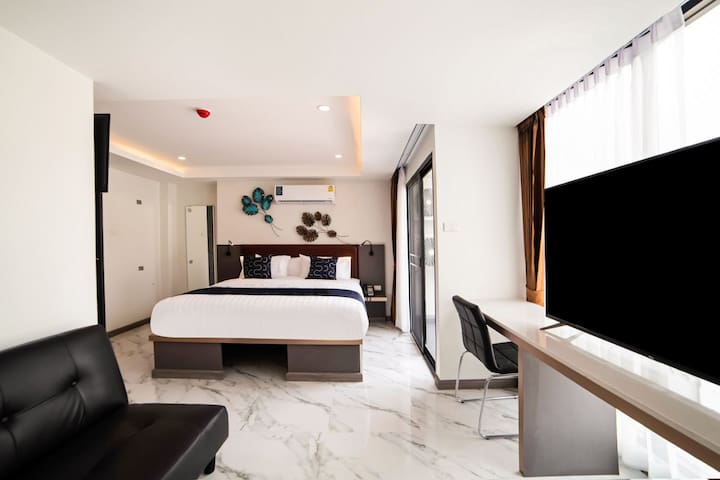 Brand New Serviced Apartment near BTS Thonglor 401