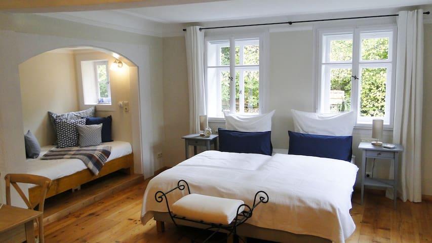 Ferienwohnung 2, Altes Pfarrhaus Eischleben
