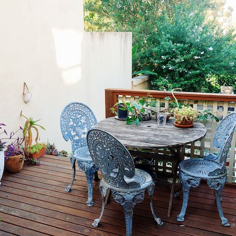 Sunny Private Room in trendy central Newtown home