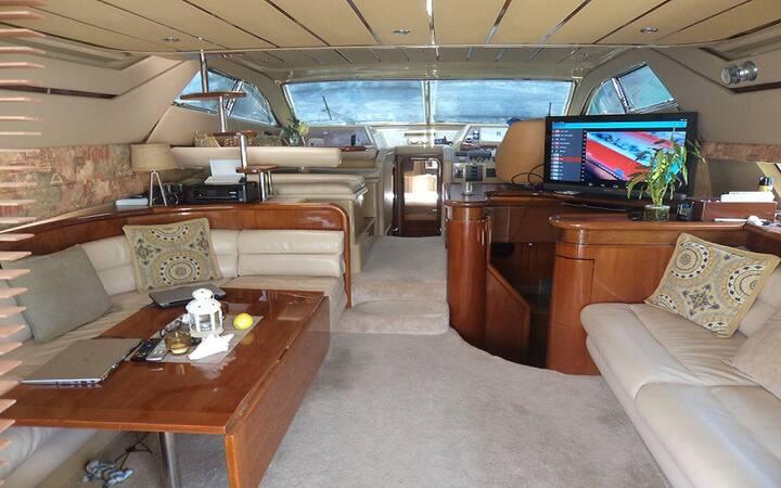 55ft Motor yacht
