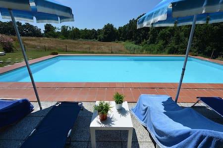 2-Zimmer Wohnung im Tuscany mit Pool ♡ behebergt 3 - Livorno