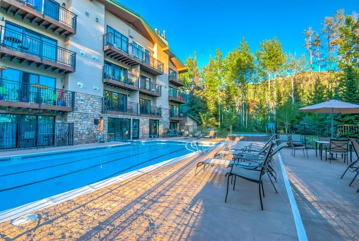 Scandinavian Lodge 104 - Steamboat Springs - Condominium