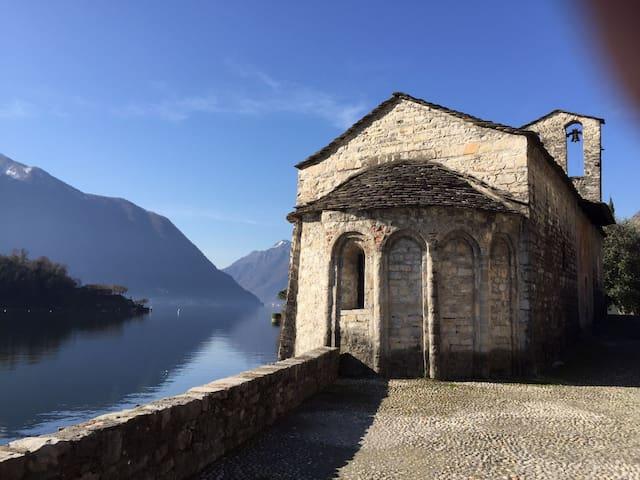 historical church near casa zoe